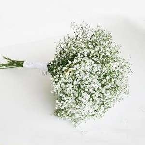 Hand Bouquet Baby Breath